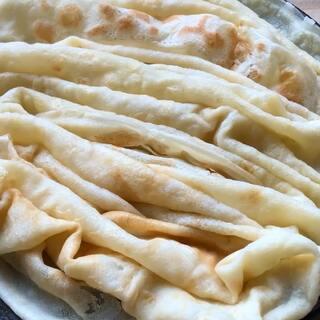 35你我快速薄饼做法#美食##早...