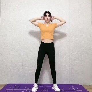 腰腹两侧赘肉怎么减都减不掉?试试这么练#减肥瘦身##减肥瘦身瘦腿瘦肚子##马甲线虐腹#